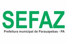 SEFAZ - Prefeitura municipal de Parauapebas