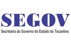 SEGOV - Secretaria do Governo do Estado do Tocantins